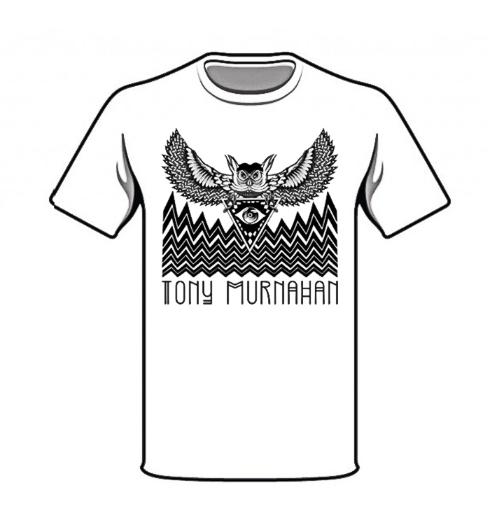 Owlluminati Shirt (white)