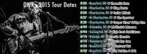 DWR Show Dates