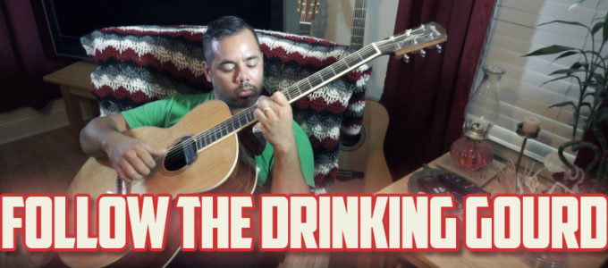 Tony Murnahan - Follow The Drinking Gourd